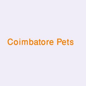 Coimbatore Pets Coimbatore Tamil Nadu India